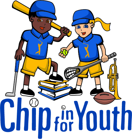 Chip in for Youth Logo